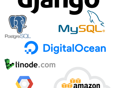 Setup a single cloud server to host your Django application