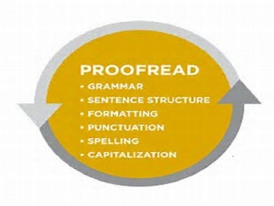 Proofread any 2000 word document for you.