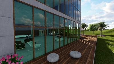 Prepare 3d building animation