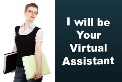 Be your virtual assistant for 3 hours in a day
