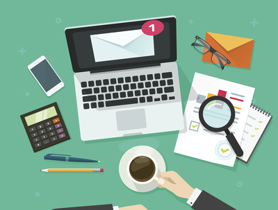 Provide four hours of full inbox management