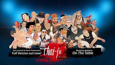 unity 3d Source Code Thai Fu2 Fighting Game New  Android & IOS