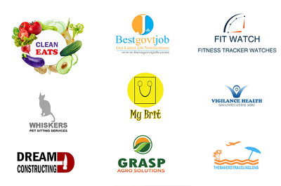 Design Logo of Stunning and Professional Industry Standard