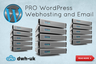 Pro WordPress Webhosting and Email