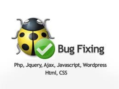 Fix bugs in your web applications, laravel applications