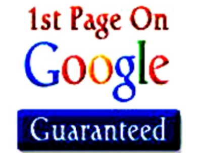GUARANTEED GOOGLE 1st PAGE RANKING ONLY WITH BLASTER SEO PACKAGE