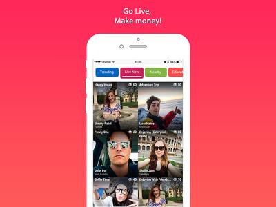 Develop Mobile App Prototype