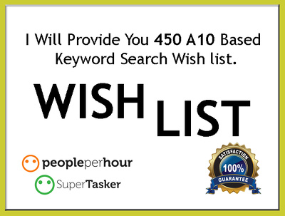 Do 400 wishlist for amazon product ranking