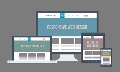 LIMITED OFFER - responsive web design (5 pages)