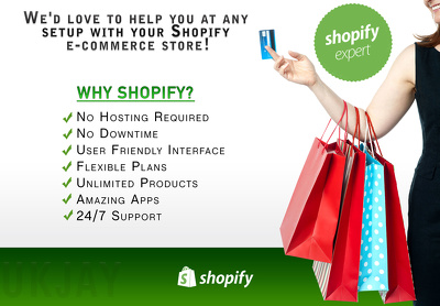 Setup and Customize Your Shopify store