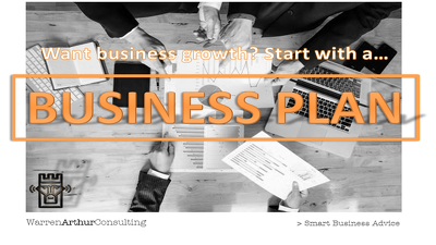 Write you a comprehensive & bespoke Business Plan