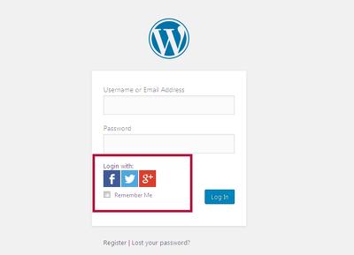 Integrate Social Login ( FB - Twitter - Google ) in Website