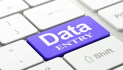 Do ANY kind of data entry per hour