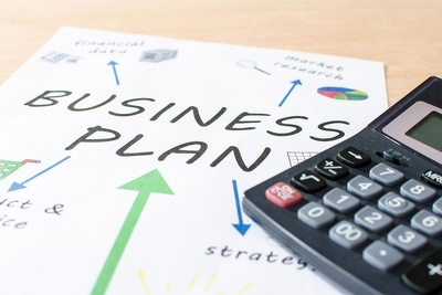 Produce your 5 YR Business Plan with full Finances & Marketing