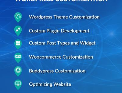 Wordpress Customization, Bug Fixing | Quick HELP