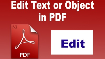 Convert any file to text editable format.