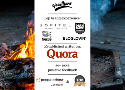 Write and post a Quora article with backlink to your website