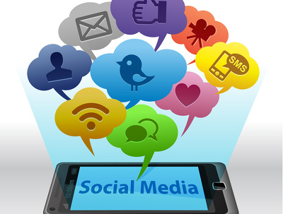Manage 2 social media accounts, post daily, grow numbers/1 month
