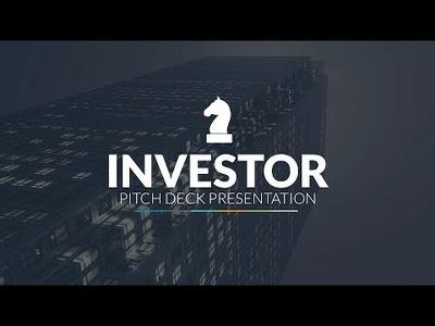 Develop A Professional Investor Pitch Deck