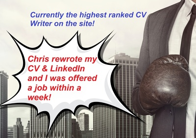 headhunter will write your CV or Resume