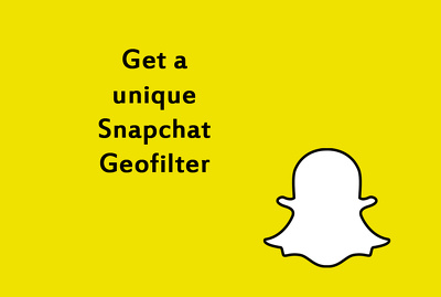 Design A unique Snapchat Filter/Geofilter