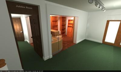 Provide a interior design solution.