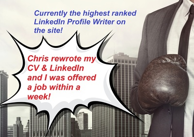 Write you a new LinkedIn profile that will drive interviews