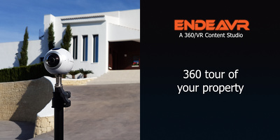 Produce a 360 tour of your property.