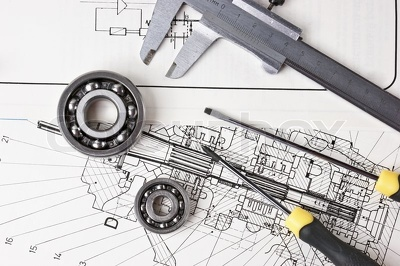 Create a 2d technical drawing to any standard you require.