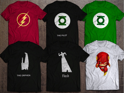 Design wonderful t-shirt for your