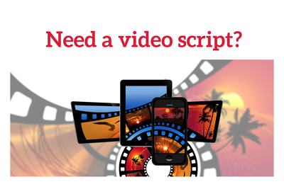 Write your video script of up to 150 words