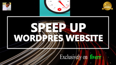 Speed up wordpress website, super fast loading within 24 hrs