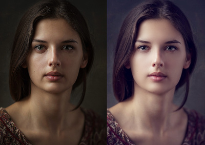 Professionally Retouch photographs and edit