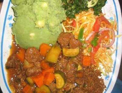 Write you 3 exciting Kenyan recipes to try out.