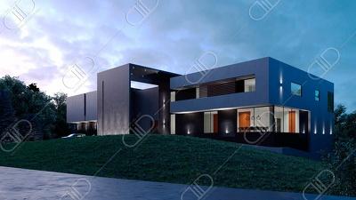 Produce 3D Photo-realistic Architectural Visualization
