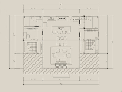 Make House Design, 2D Drawings, Floor Plans, Concept Design