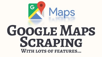 Do Google Map Scraping For Lead Generation With Email