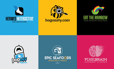 Design the perfect, creative logo for your business.