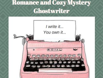 Ghostwrite a romance or mystery novella