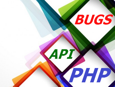 Develop 3-4 pages php pages, APIs or fix bugs in php code