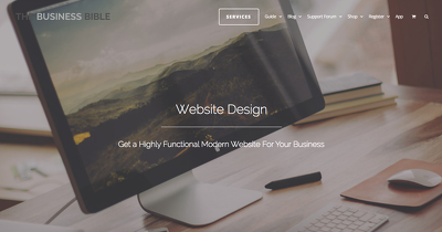 High Quality Website – Modern, Fast & Secure