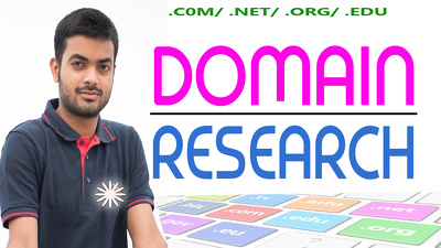 Best Domain name research for you or your business