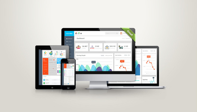 Design Awesome Web Ui And Psd Templates within 3 days!!