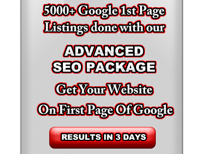 gENIE SEO - Get your website top page of google in short time