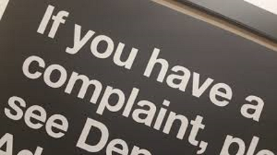Deliver a comprehensive complaints policy for your business