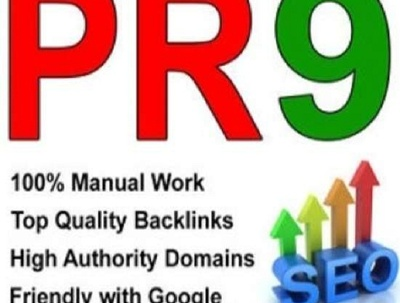 Build 20 PR9 + bonus high page rank SEO baclinks