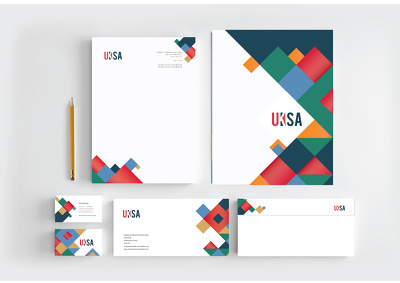 Design your unique & professional stationery set