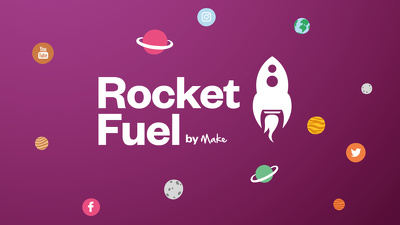 Rocket Fuel your Social Media