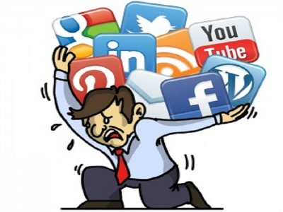 Manage your All social media accounts for 5 days