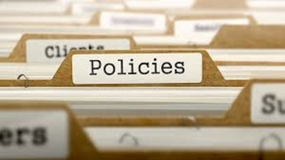 Develop your company training policy